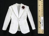Spectre - Tuxedo Jacket (White)