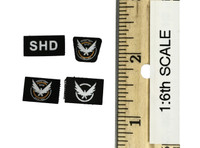 Dark Zone Agent - Patches