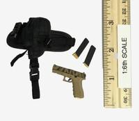 Dark Zone Agent - Pistol (G17) w/ Holster