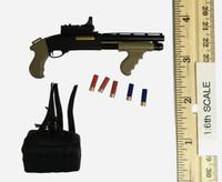 Dark Zone Agent - Shotgun w/ Ammo & Pouch