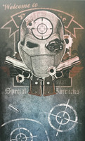 Suicide Squad: Deadshot - Backdrop (See Note)