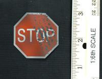 Suicide Squad: Deadshot - Stop Sign