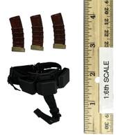 Suicide Squad: Deadshot - Thigh Holster w/ Machine Gun Ammo