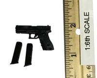 Officer Zombie - Pistol