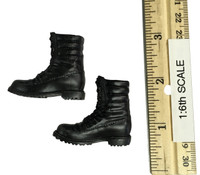 Russian Airborne Troops: Natalia - Boots w/ Foot Pegs