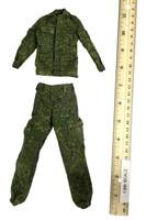 Russian Airborne Troops: Natalia - Uniform