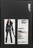 Motorcycle Jacket Girl Set - Boxed Figure