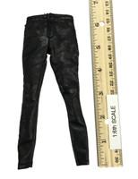 Motorcycle Jacket Girl Set - Leather Pants