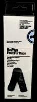 Faux Fur Capes (Black) - Boxed Set