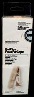 Faux Fur Capes (Brown) - Boxed Set