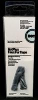 Faux Fur Capes (Grey) - Boxed Set