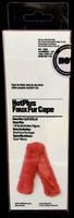Faux Fur Capes (Red) - Boxed Set