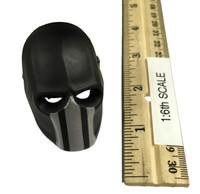 The Masked Mercenaries - Helmet(Fits over Existing Head)