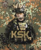 KSK Assaulter Kommando Spezialkrafte - Boxed Figure