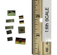 KSK Assaulter Kommando Spezialkrafte - Patches