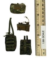 KSK Assaulter Kommando Spezialkrafte - Pouch Set