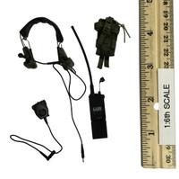 KSK Assaulter Kommando Spezialkrafte - Radio (PRC-148) w/ Pouch