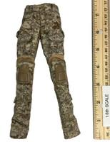 Digital Camouflage Women Soldier: Max - Pants