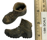 FBI Hostage Rescue Team (Field Operation Version) - Boots w/ Ball Joints