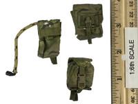FBI Hostage Rescue Team (Field Operation Version) - Pouches