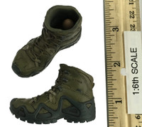 FBI Hostage Rescue Team (Training Version) - Boots w/ Ball Joints