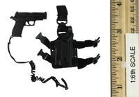 U.S. Navy - Pistol (P229R-DAK) w/ Holster