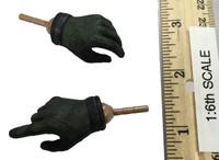 MARSOC MSOT Lightweight Machine Gunner - Gloved Hands