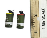 MARSOC MSOT Lightweight Machine Gunner - Smoke Grenades