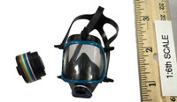 Blue Steel Commandos: SWAT - Gas Mask