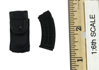 Blue Steel Commandos: SWAT - Rifle (QBZ95) Ammo Mag w/ Pouch
