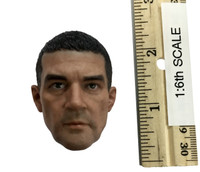 Soldier of Fortune 4 - Banderas Head (No Neck Joint)
