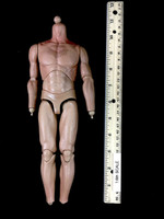 Soldier of Fortune 4 - Nude Body w/ Hand and Foot Joints