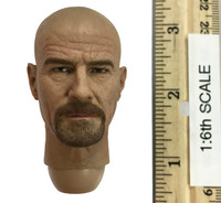 Breaking Bad: Heisenberg & Jesse Hazmat Suits - Head (Heisenberg) Version 1 (See Note)
