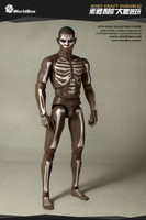 WorldBox - AT-007 Nude Totem Body (With Head) - Boxed Figure