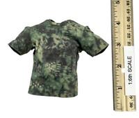 Tactical Duty Kilt Sets - Shirt (Camo)