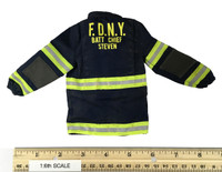 Dark Zone Agent: Renegade - Firefighter Jacket (Reflective)