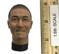 China Military Spirit - Head (Happy Expression) w/ Neck Joint
