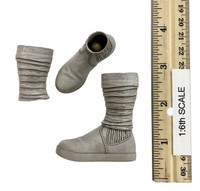 Star Wars: The Force Awakens: Luke Skywalker - Boots w/ Leggings (w/ Ball Joints)