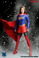 Cosplay Supergirl - Boxed Set A (Set013-A) (Dress)