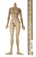 Custom Female Witch - Nude Body