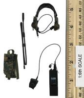 KSK Kommando Spezialkrafte L.R.R.P. - Radio (AN/PRC-148 MBITR)