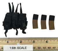 NSW Direct Action: Breacher - Rifle (MK16) Ammo w/ Triple Mag Pouch