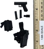 Metropolitan Police Service Specialist Firearms Command - Pistol (G-17) w/ Dropleg Holster