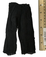 Lu Zhishen Lu Da (Exclusive Version) - Black Outer Pants