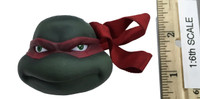 Teenage Mutant Ninja Turtles: Raphael - Head (Cartoon) (See Note)