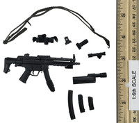 Metropolitan Police: Armed Police Officer - Machine Gun (MP5A5)