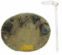 The Great Escape: Steve McQueen - Display Base (AS-IS - No Post)