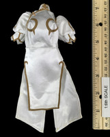 Street Fighter Chun Li - Cheongsam (White)