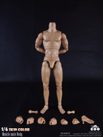 COO: BD010 - Muscle Male High Body Set - 27cm Tall