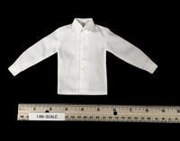 WWII SS Guard Officer Suit Set - Shirt (White)